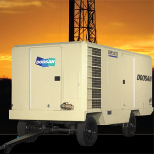 Large air compressors